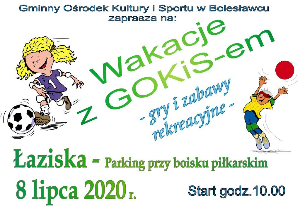 Plakat - Wakacje Łaziska.jpeg