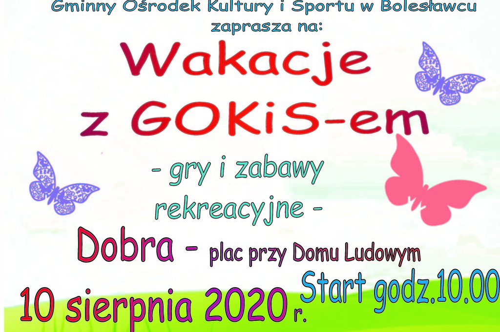 Plakat - Wakacje 2020 Dobra.jpeg