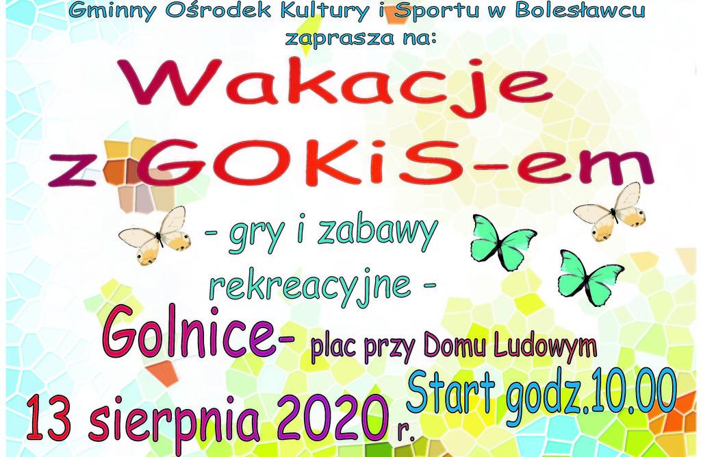 Plakat - Wakacje 2020 Golnice.jpeg