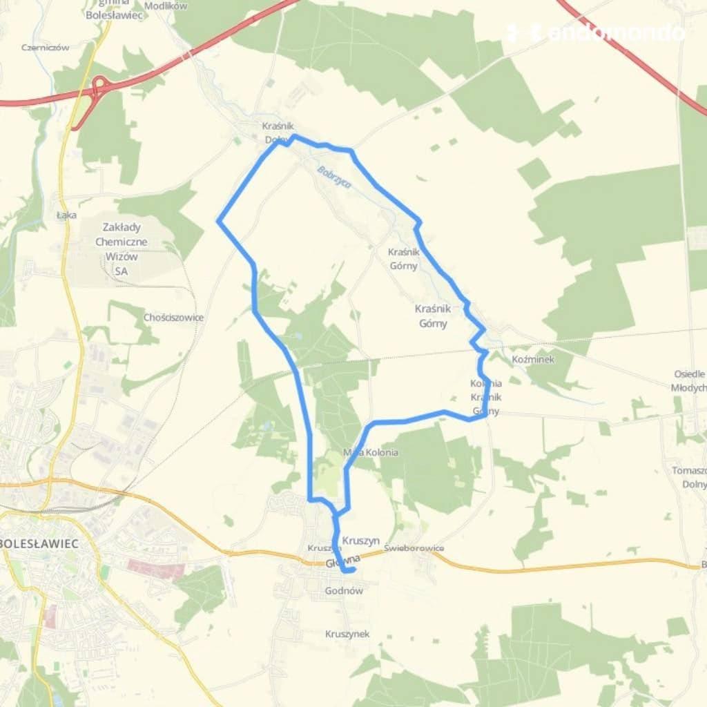 mapa V Rajdu Pieszego po Gminie Bolesławiec.jpeg