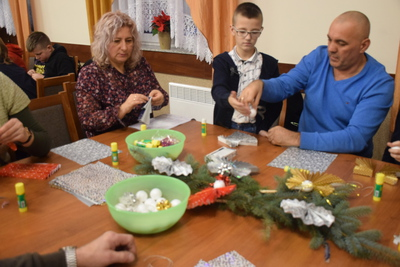 Tradycje w Łaziskach 18