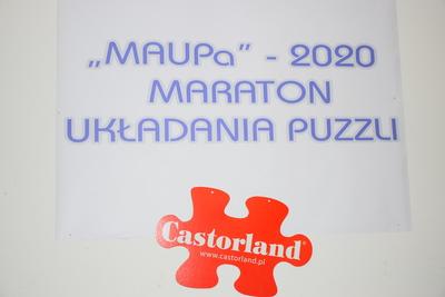 Galeria Maraton Układania Puzzli MAUPa 2020