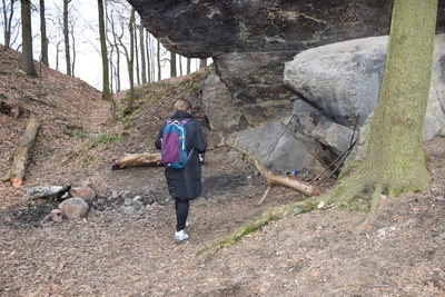 Galeria Spacer dookoła skałek