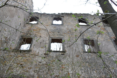 Galeria Kraszowice - ruiny