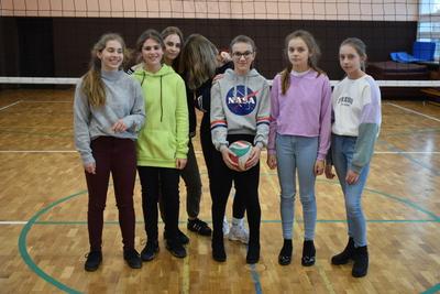 Galeria Piłka Siatkowa Dziewcząt VII-VIII 2020