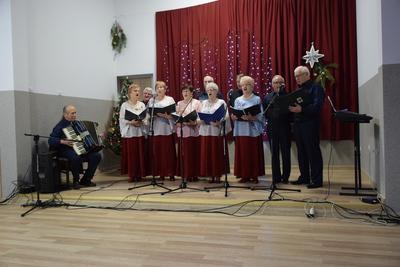 Galeria koncert kolęd Dobra