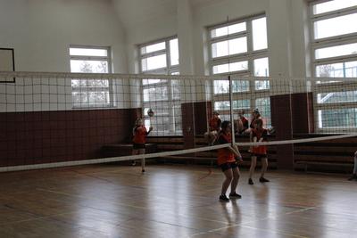 Galeria Piłka Siatkowa III Dziewcząt 2020