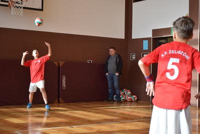 Galeria Piłka Siatkowa III Chłopców 2020